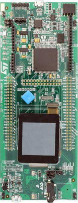 STM32F412G-Discovery